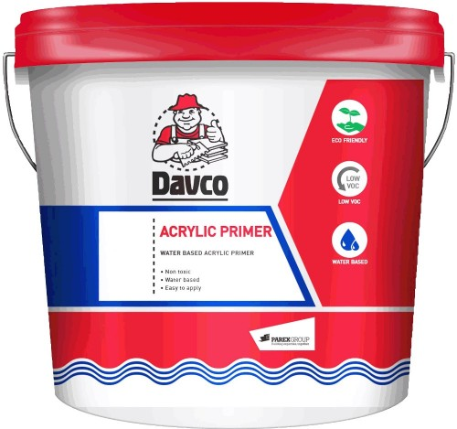 Davco K10 Acrylic Primer chất quét lót gốc acrylic