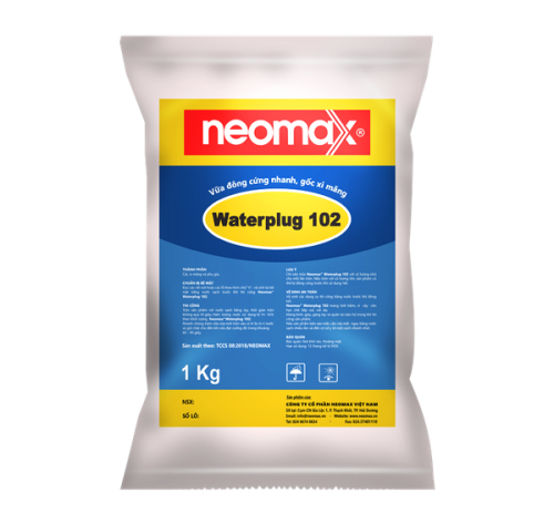 Neomax® Waterplug 102