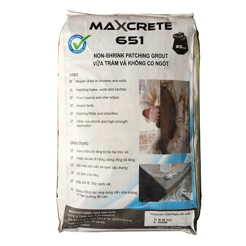 MAXCRETE 651
